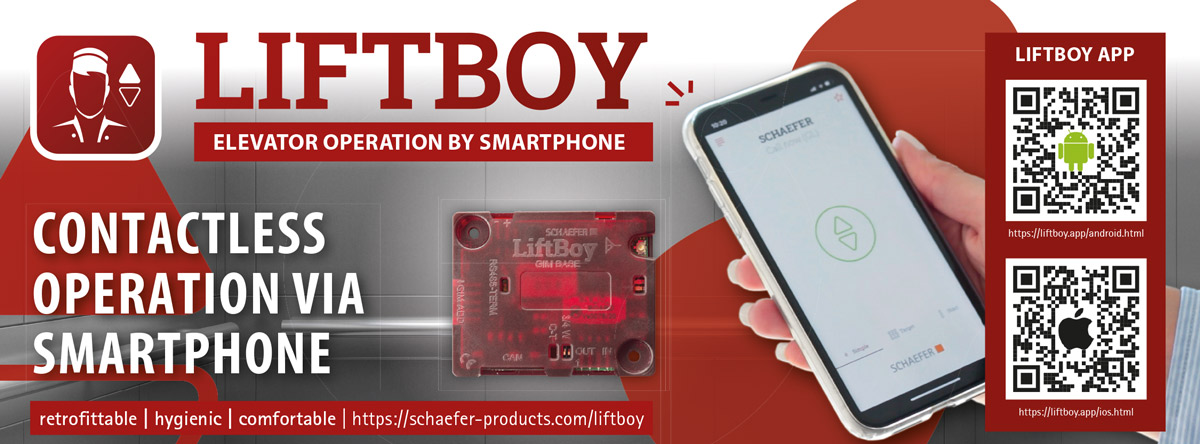 Liftboy - makes your elevator as smart as you